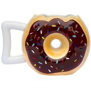 Bigmouth - Frosted Donut Coffee Mug