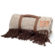 Billabong - Jackaroo Light Brown Outdoor Rug with Handle