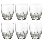 Waterford - Lismore Essence Double Old Fashioned Set 6pce