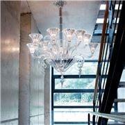 Baccarat - Mille Nuits Chandelier 12 Lights