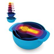 Joseph Joseph - Nest 7 Plus Food Prepartion Set 7pce