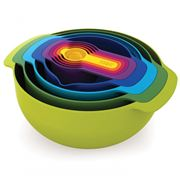 Joseph Joseph - Nest 9 Plus Food Prepartion Set 9pce