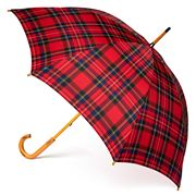 Clifton - Ladies' Red Royal Stewart Umbrella