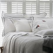 Linen & Moore - Grosgrain King Size Sheet Set