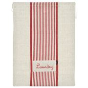 Ogilvies Designs - Laundry Bag Red