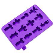 Vacu Vin - Ice Cube & Baking Tray Purple