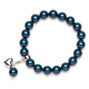 Classic Crystal - Swarovski Elements Denim Blue Bracelet