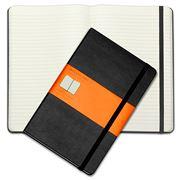 Moleskine - Classic Hard Cover Notebook Large Ruled Black