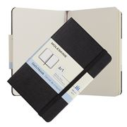 Moleskine - Classic Hard Cover Sketchbook Pocket Black