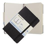 Moleskine - Classic Hard Cover Sketchbook Pocket Black