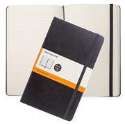 Moleskine - Classic Soft Cover Large Ruled Notebook Black