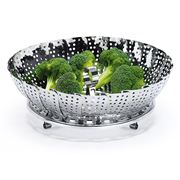 Avanti - KitchenWerks Stainless Steel Steamer Basket 28cm