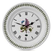 Portmeirion - Botanic Garden Wall Clock Lilac