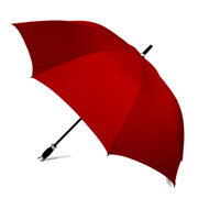 Clifton - Automatic Red Golf Umbrella