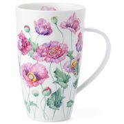 Dunoon - Henley Poppies Pink Mug