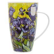 Dunoon - Impressionists Henley Irises Mug