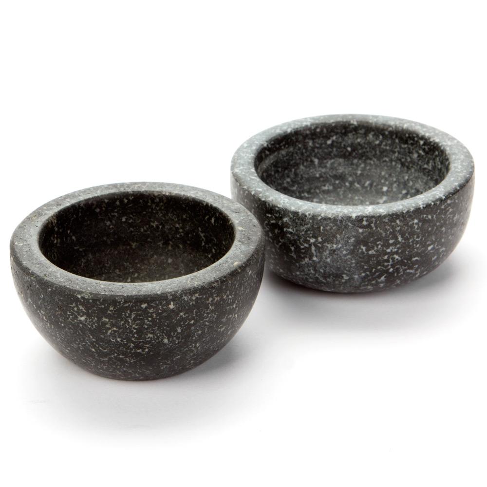 MasterChef - Granite Salt & Pepper Pinch Pot Set 2pce