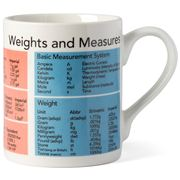 McLaggan Smith - Educational Weights And Measures Mug