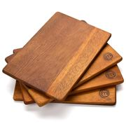 MasterChef - Acacia Serving Board Set 4pce
