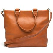 Sonnenleder - Brown Leather Denia Bag