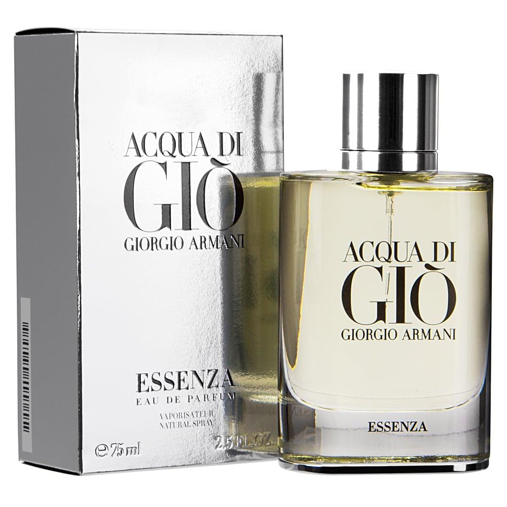 giorgio armani acqua di gio essence eau de parfum 75ml. Black Bedroom Furniture Sets. Home Design Ideas
