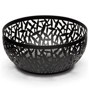 Alessi - Cactus Fruit Bowl Black Small