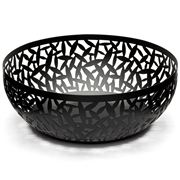 Alessi - Cactus Fruit Bowl Black Large
