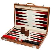 Agresti - Tournament Wooden Backgammon Set