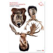 Donkey Products - Mega Style Magnets Wild Style