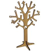 Newbies - Jewellery Tree Kauri Pine Wood