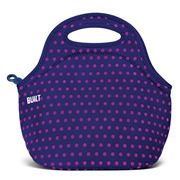 Built NY - Gourmet Getaway Lunch Tote Navy Mini Dot