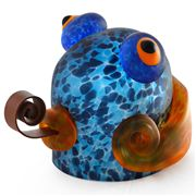 Borowski - Mini Gekko Paperweight Blue