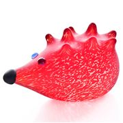 Borowski - Nigel Hedgehog Red Paperweight