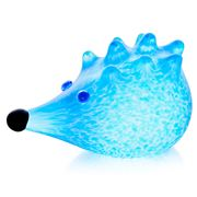 Borowski - Nigel Light Blue Hedgehog Paperweight