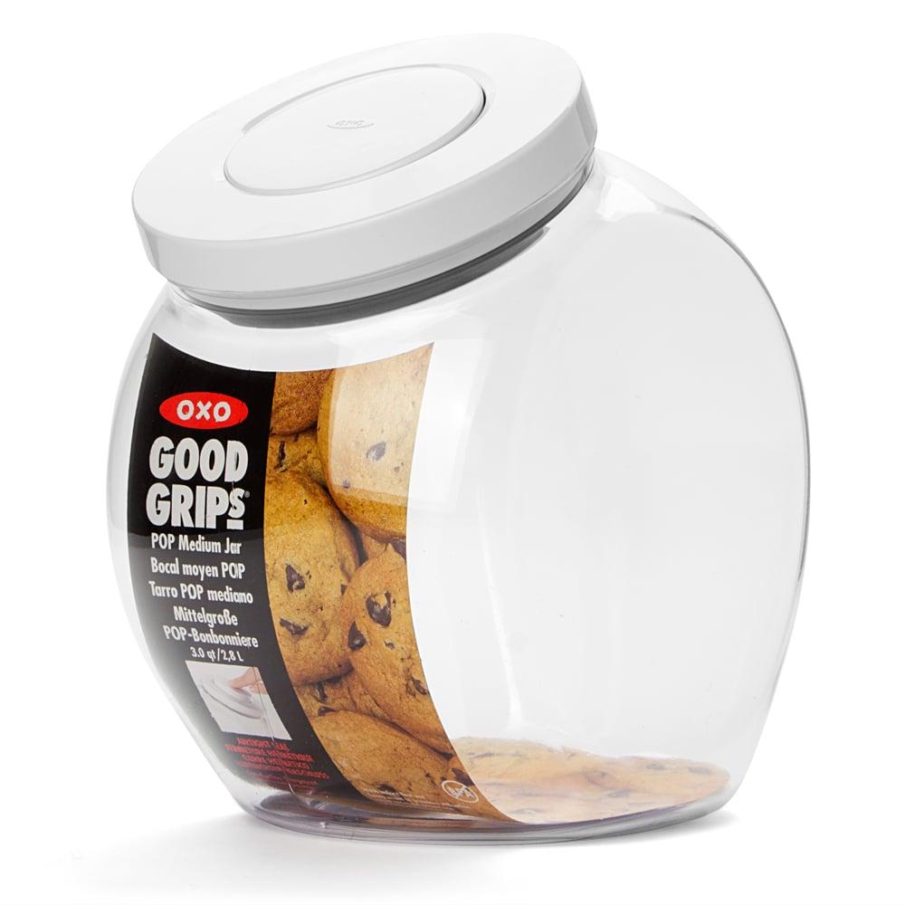 Oxo Good Grips Pop Medium Cookie Jar 2 8l Peter 39 S Of