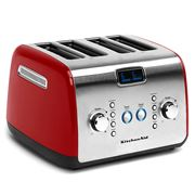 KitchenAid - Four Slice Toaster KMT423 Empire Red