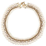 Carolee - Always In Style Multi Row Necklace