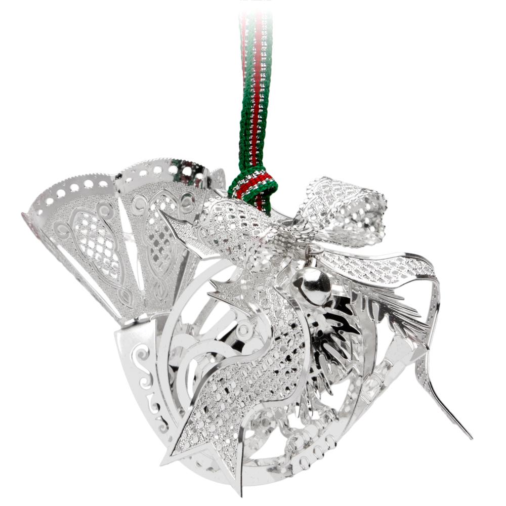 Newbridge Christmas French Horn Tree Ornament