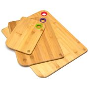Totally Bamboo - Colours Chopping Board Set 3pce