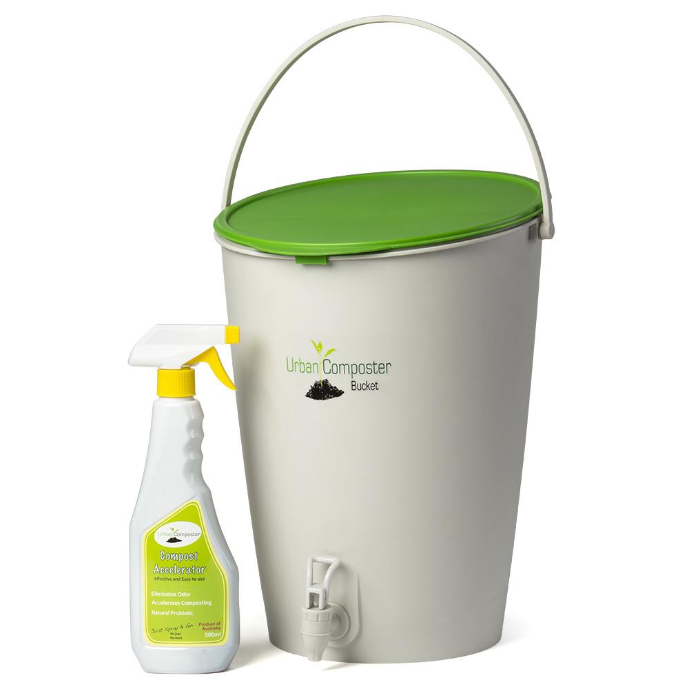 Urban Composter Urban Compost Bin Accelerator Spray