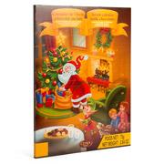 Cemoi - Santa & Christmas Tree Advent Calendar 75g