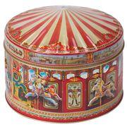 Churchill's - Carousel Fudge & Toffee Tin 400g