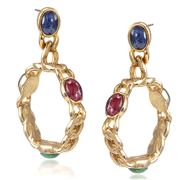 Carolee - 40th Anniversary Classic Twist Gypsy Drop Earrings