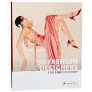 Book - 50 Fashion Designers You Should Know