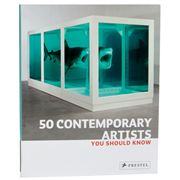Book - 50 Contemporary Artists You Should Know