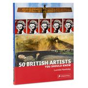 Book - 50 British Artists You Should Know