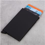 Secrid - Aluminium Card Protector Black