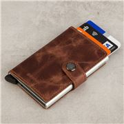 Secrid - Vintage Leather Brown Mini Wallet