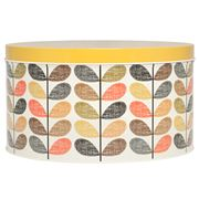Orla Kiely - Round Multi Stem Large Cake Tin