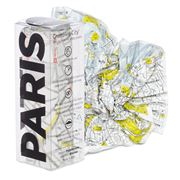 Palomar - Crumpled City Map Paris